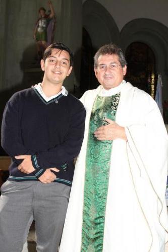Eucaristía Aniversario