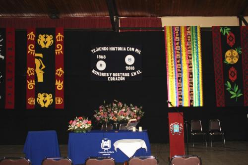 Muestra 150 seminario